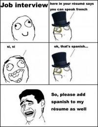 My Job Interview Yesterday #Meme #so funny #img #memes