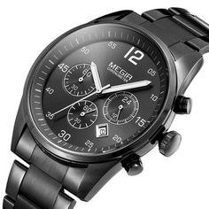 MEGIR 2010 Men Japan Quartz Watch-19.76 Online Shopping| GearBest.com