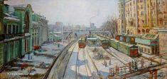 Изобразительное искусство СССР. Пути-дороги в живописи... 11 - «Впечатления дороже знаний...»