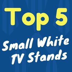 Certified best selling small white TV stands … Read more → White Tv Stands, Cable Box