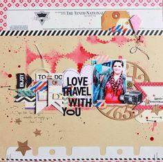 Lovetravel --layering