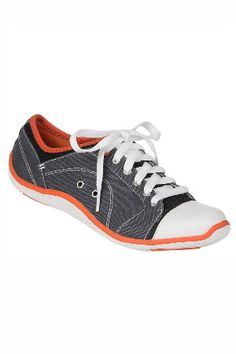 Dr. Scholls Jamie Sneakers-Navy/Orange
