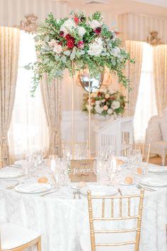 Tall Wedding Centerpieces, Destination Wedding Inspiration, Nautical Wedding, Table Decorations, Detail, Elegant, Linens, Inspired, Image