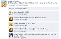 Fairy Tail en Facebook! : Foto