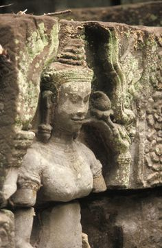 ✮ The temples of Angkor, Preah Khan, in Siem Reap, Cambodia