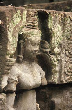 ✮ The temples of Angkor, Preah Khan, in Siem Reap, Cambodia