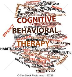 Cognitive Behavioral Therapy Clipart