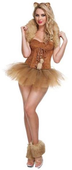 Queen of The Jungle Costume