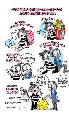 Agustina Guerrero. #humor #funny #risa #smile #comic #tiracomica #viñeta #agustinaguerrero