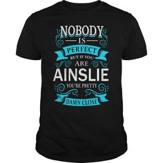 [Best t shirt names] AINSLIE Free Shirt design Hoodies, Funny Tee Shirts