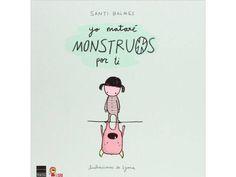 Yo mataré monstruos por ti - 17 libros para regalar a los pequeños de la casa http://www.milideaspararegalar.es/blog/17-libros-para-regalar-a-los-pequenos-de-la-casa/