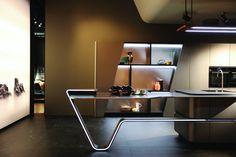 Le cucine moderne ad Eurocucina 2018 in Fiera a Milano - Elle Decor ...