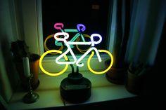 #Neon #Bike #Light