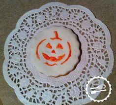 Baunilha Cor-de-Rosa: #cookies #pumpkin #halloween