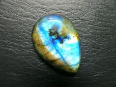Natural Labradorite Strong Multi Flashy Fire Super by StarGemBeads