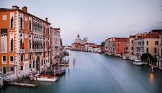 *Venice from Accademia Bridge* #travel-paradise divine, italy