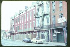 Julia Row (March 1979) (2) | PRC's second office was located at 604 Julia Street