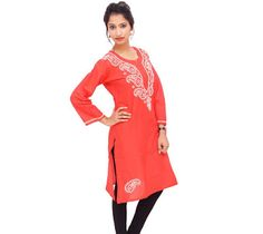 Fashion Mistakes Women Make While Wearing Embroidered Kurtis