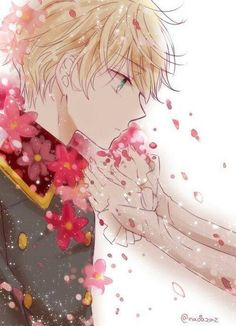 Image about art in Anime & Manga by Elizabeth (✿◠‿◠) Manga Anime, Manga Boy, Anime Art, Anime Love Couple, Cute Anime Couples, I Love Anime, Cool Anime Guys, Hot Anime Boy, Anime Boys