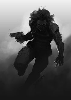 Dead men tell no tales. | Bucky | Captain America | Marvel | Superheroes