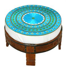 Found it at Wayfair.ca - Embroidered Ottoman