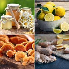10 alimentos que incrementan nuestras defensas y nos protegen de catarros, resfriados..