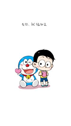 Doraemon wallpaper Source by shirleeeeeeey