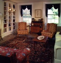 Wonderful Web Site For Early American Decorating Ideas