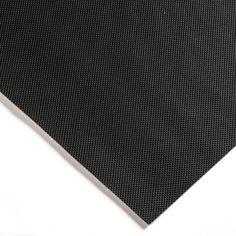 Tejido pvc con soporte Harley negro - Tapicería de PVC de color negro especialmente recomendada para asientos de moto. Ver detalle de la trama de la tela en las fotos.