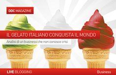 """IL #GELATO  ITALIANO CONQUISTA IL MONDO! Analisi di un #business  che non conosce crisi.  Dagli elementi che decretano il successo di questo prodotto in #Italia  e soprattutto all'estero, fino ai 600 gusti di #gelato esistenti, senza dimenticare la nuovissima proposta dell' #estate : il """"gelato del #Papa """".  Scopri di più sul nostro blog... http://www.danieladicosmoadv.it/blog/?p=5628"""