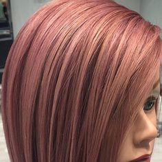 Rose Gold: A New Take on Fall Hair Color | Paul Mitchell Professional Blog