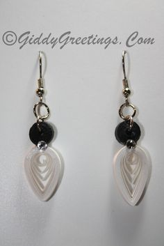 quilling earings - Google Search