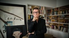 His Majesty of Modesty: Richard Butler by Imagista. Richard Butler, masterful painter and lead singer of the Psychedelic Furs, talks art with Imagista and shows some of his paintings. The Psychedelic Furs, Michael Williams, Friends Gif, Lets Dance, Music Photo, Monster, Figure Painting, Music Is Life, Butler