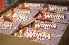 Imagen de wonka, chocolate, and food