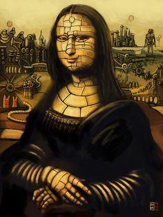La Gioconda [Matthew Watkins] (Gioconda / Mona Lisa)