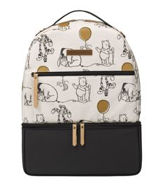 45af0e7b626 Diaper Bag - Axis Backpack in Winnie the Pooh and Friends Baby Disney