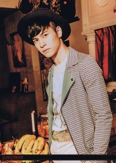 Cross Gene - Sangmin ♥