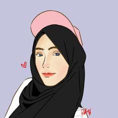 19 Best Muslimah Illustration Images Islam Muslim Islamic