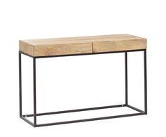 117 cm x 75 cm x 45 cm dressing table, console http://unodesign.pl/item/673/299/Katalog-produktow/Meble/Kolekcje/SoHo/Konsola---toaletka.html