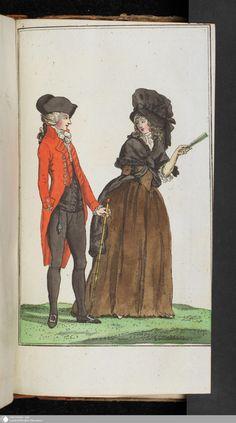Journal des Luxus und der Moden: December, 1789.