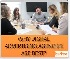 Why digital advertising agencies are the best way to go Digital Advertising Agency, Digital Marketing, Tips, Advice, Hacks