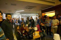 urban station, maslak, aslanoba capital, gdg istanbul, mobile, hackathon, event, listening, people