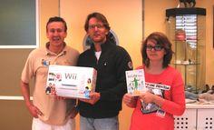 """Wir schenken eine nagelneue Wii für die Kinder der """"Wohngruppe Innenstadt"""" in Dortmund. Viel Spaß damit!"""