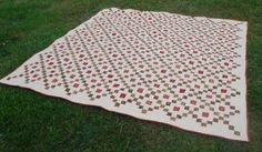 Grandma's Gorgeous Autumn Quilt | FaveQuilts.com