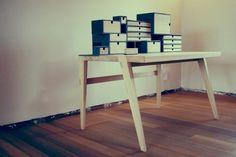 Pen's best friend – Noteblocks Office Interior Design, Office Interiors, Decorating Your Home, Home Office, Furniture Design, Desk, Inspiration, Home Decor, Style
