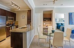 Discover your dream home at our luxury apartments in Brookhaven GA offering the perfect blend of comfort and convenience just minutes from downtown Atlanta! Luxury Apartments, Tasty Dishes, Atlanta Georgia, Kitchen, Furniture, Projects, Home Decor, Cooking, Log Projects