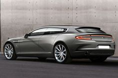 Aston Martin Rapide shooting brake - fast car - fast money: http://www.mxfastmoney.com/id/index.php?ref=worldvision