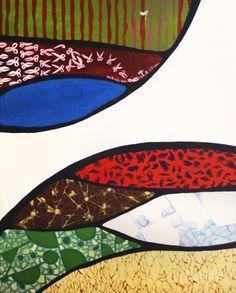 Texturas. Valdizarbe.  Portada para la revista Entorno, diciembre 2012