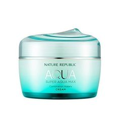 Nature Republic Super Aqua Max Combination Watery Cream -- This is an Amazon Affiliate link. Check out the image by visiting the link.
