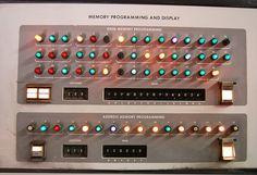 Walter's Mystery Control Panel by Telstar Logistics, via Flickr